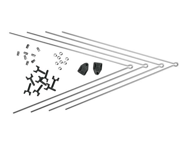SKS Secu brace kit Chromoplastics 3.4 silver